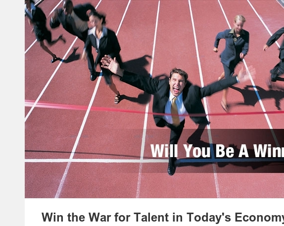 [eBook] Win the War for Talent in Today's Economy