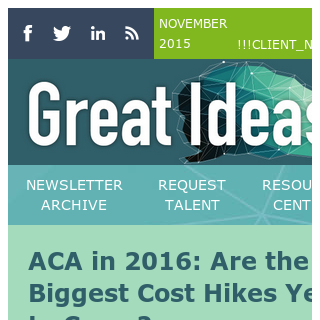 Are the Biggest ACA Cost Hikes Yet to Come?